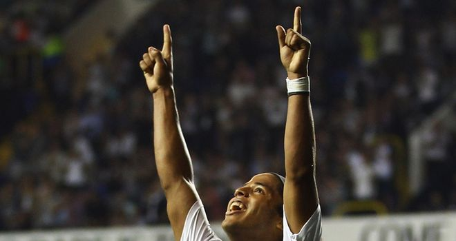 Giovani dos Santos: Has endured a frustrating spell at White Hart Lane