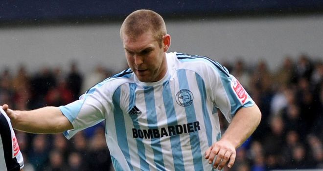 Jake Buxton: Back in training after knee injury