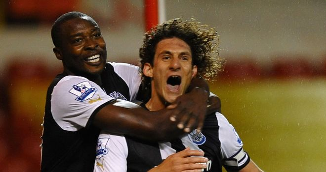 Coloccini: Happy at Newcastle and is pleased with the team's start to the Premier League season