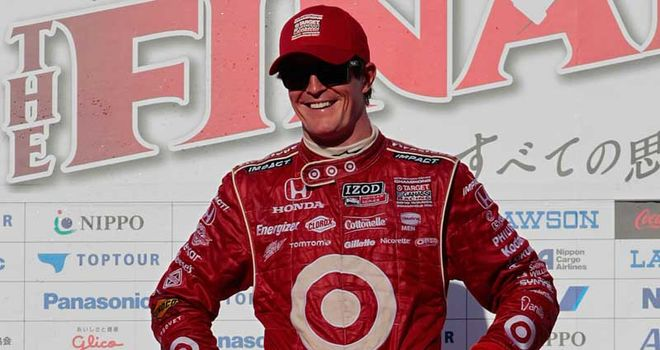 Scott Dixon: Won truncated race at Belle Isle