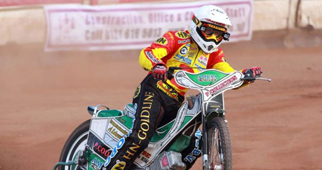 Kevin Wolbert: Joining Belle Vue for 2013 season (Pic credit: Claire Swatman)