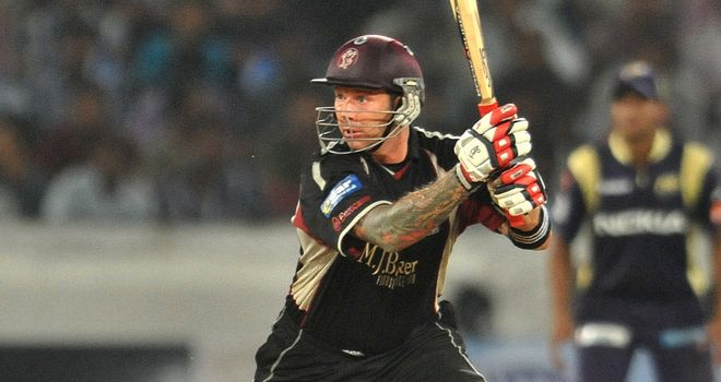 Peter Trego: signed up for stint playing T20 cricket for Mashonaland Eagles in Harare