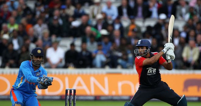 Bopara: career-best knock in the tied match at Lord's