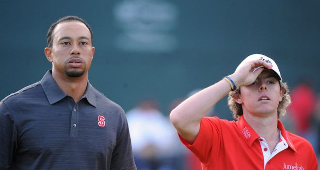 Woods: can McIlroy become a winner like him?