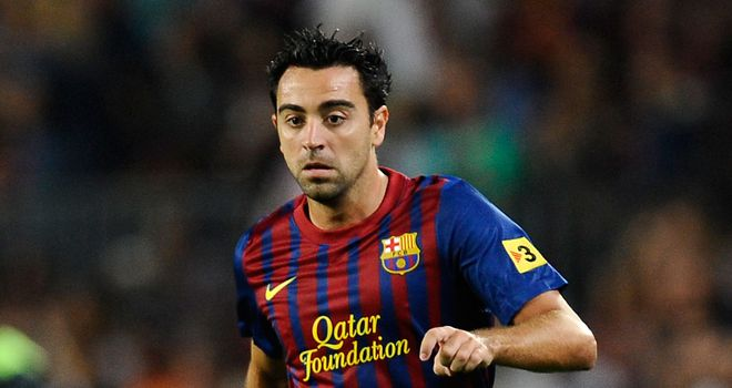 Xavi: Fabregas' arrival has taken midfielder's game onto a new level