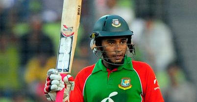 Mushfiqur Rahim: Leads Bangladesh against West Indies