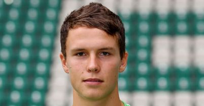 Bjarne Thoelke: Could make his debut for Wolfsburg in Saturday's game