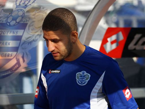 Adel Taarabt: Says he is still happy at QPR