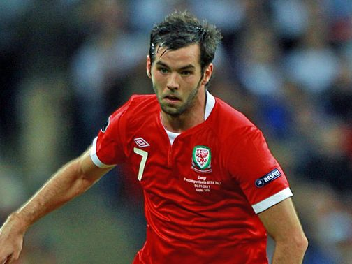 Joe Ledley: Groin injury