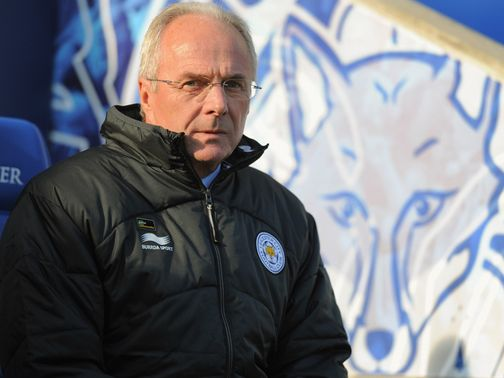 Sven-Goran Eriksson: Back in the game