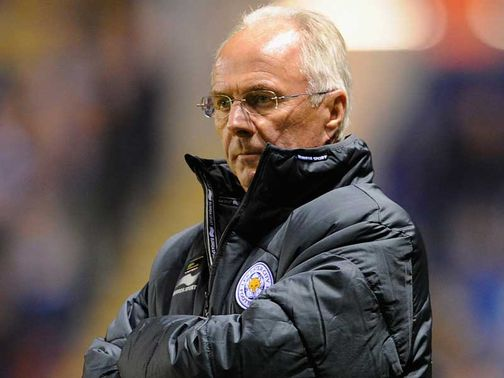 Sven-Goran Eriksson: Surprised at Beckham snub