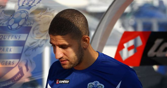 Adel Taarabt: PSG were thought to be close to signing the forward in the summer