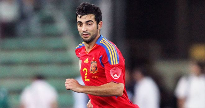 Raul Albiol: Spain international has signed new contract with Real Madrid