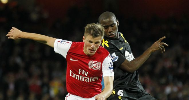 Andrey Arshavin: Arsene Wenger is confident he still has a key role to play for Arsenal