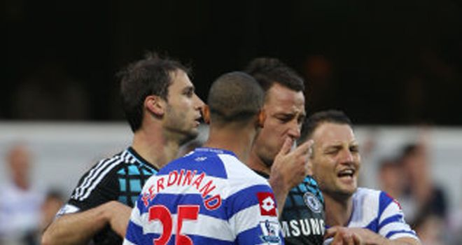 John Terry: FA is investigating allegations of racist abuse by Chelsea's captain towards Anton Ferdinand