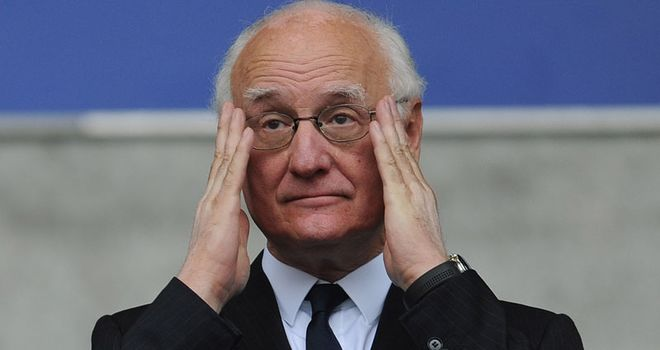 Bruce Buck: Chelsea's chairman has issued what sounds like a blow to Roberto Di Matteo's hopes