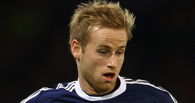 Barry Bannan: In doubt for Spain clash after picking up an Achilles injury