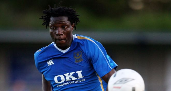 Benjani: Striker has not started a game for Portsmouth since Michael Appleton became manager