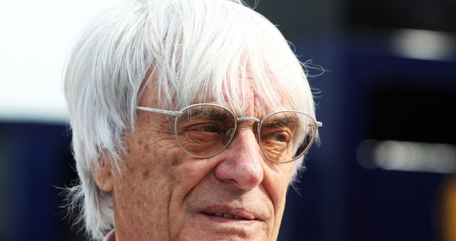 Bernie Ecclestone: Believes F1 is right to return to Bahrain