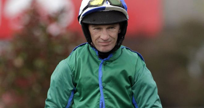 Paul Carberry: Booked to ride Monbeg Dude