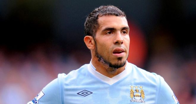 Carlos Tevez: Boca are keen to take the striker on an emergency loan deal