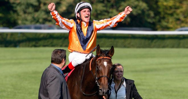 Danedream: Runs in the Grand Prix de Saint-Cloud on Sunday