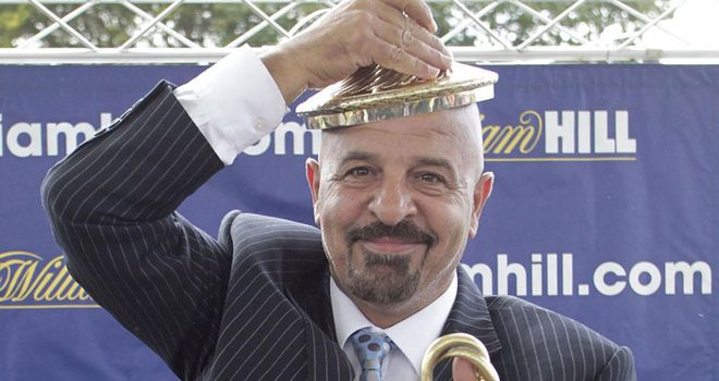 Dr Marwan Koukash: Disappointed not to win the Melbourne Cup