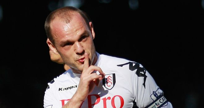 Danny Murphy: Thought to be a target for QPR boss Mark Hughes