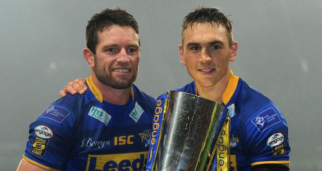 Leeds won the 2011 Grand Final after being selected in Clubcall