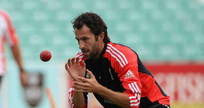 Graham Onions: Called into England squad after injury to Chris Woakes