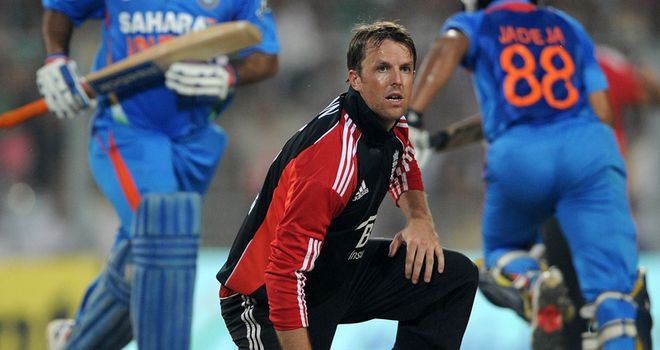 Graeme Swann: Now ranked third best current one-day bowler