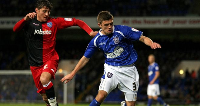 Aaron Cresswell: Ipswich Town defender is set to be rewarded with an improved contract