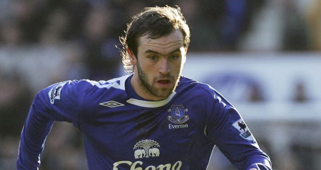 James McFadden: Delighted to be back playing football again