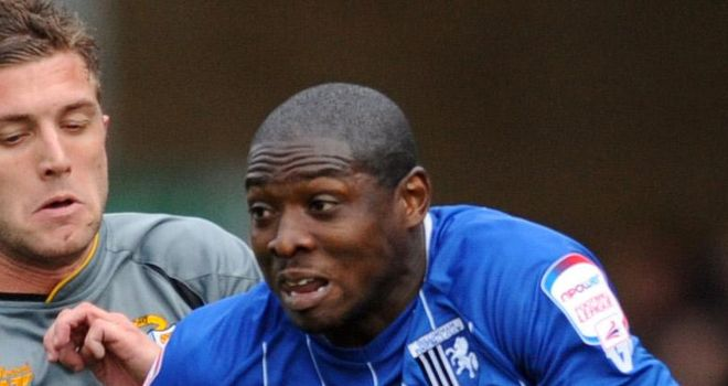 Jo Kuffour: Impressed during his time with Gillingham
