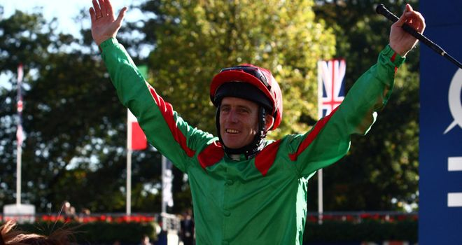 Johnny Murtagh: Faces absence