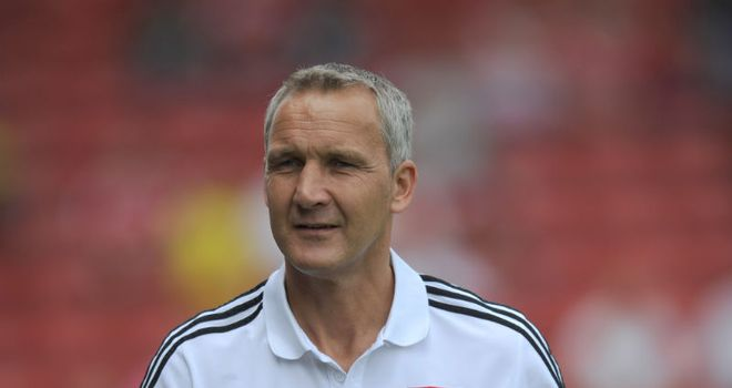 Keith Millen: Handed development role at Blackpool