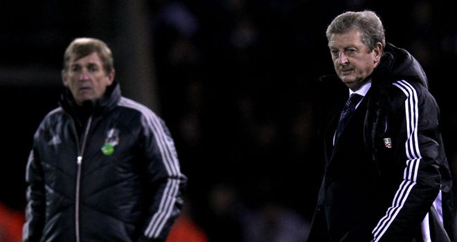 Roy Hodgson: Saw West Brom come unstuck against his former employers