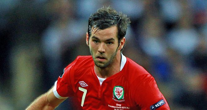Joe Ledley: Upbeat about Wales¿ prospects for the future and looking forward to facing Scotland