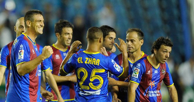 Levante: Continue to defy the odds and remain level on points with leaders Barcelona