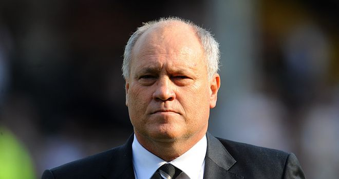 Martin Jol: Hoping for victory against his former club on Sunday
