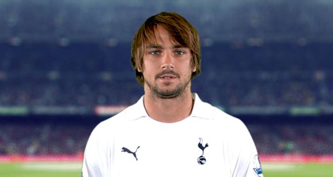 Niko Kranjcar: Pictured in Tottenham days