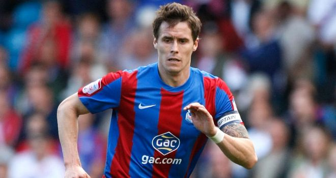 Paddy McCarthy: Crystal Palace defender extends his stay at Selhurst Park