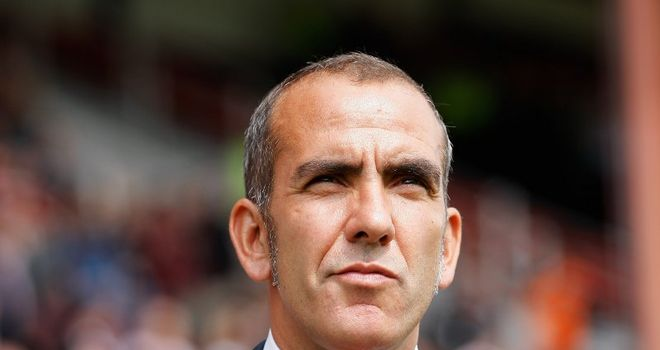 Di Canio: Looking for striker