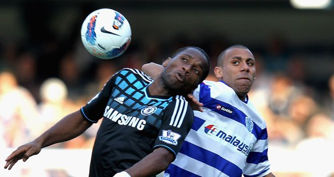 Anton Ferdinand: Was part of the defence that kept a clean sheet against Chelsea on Sunday