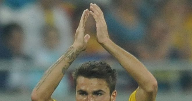 Adrian Mutu: Played as Ajaccio claimed victory