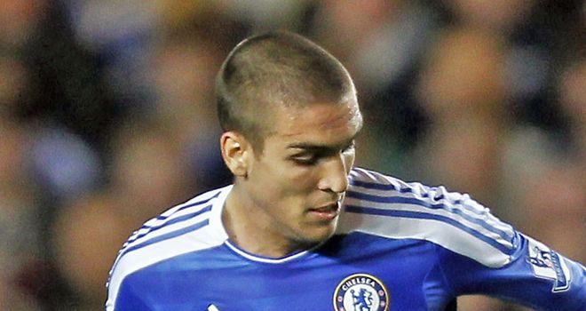 Oriol Romeu: Impressive form for Chelsea