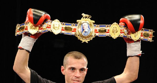 Title talk: Quigg should go for the traditional route, says Johnny (leighdawneyphotography.com)