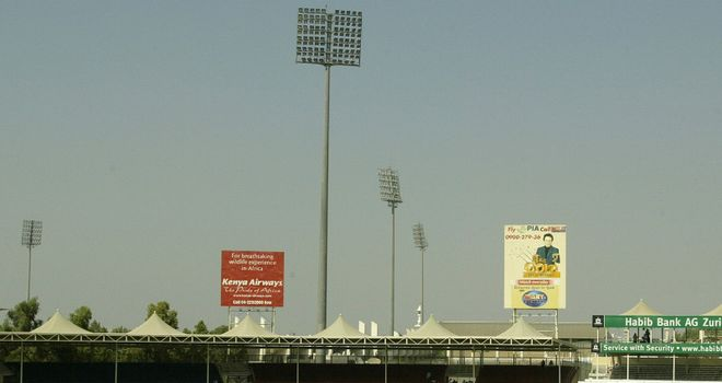 Sharjah: hosting two of the three ODIs between Pakistan and Australia