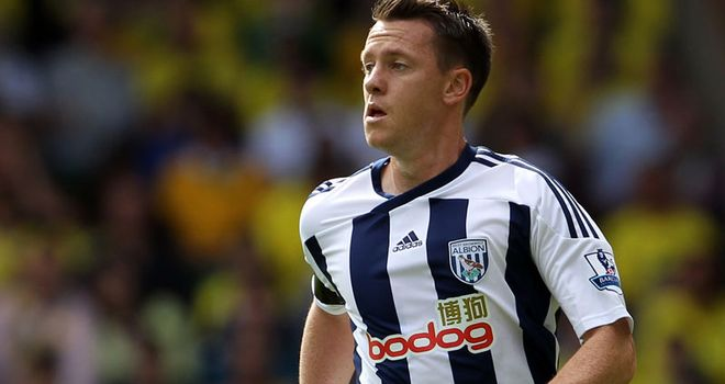 Nicky Shorey: The left-back has left West Brom after making over 50 appearances for the club