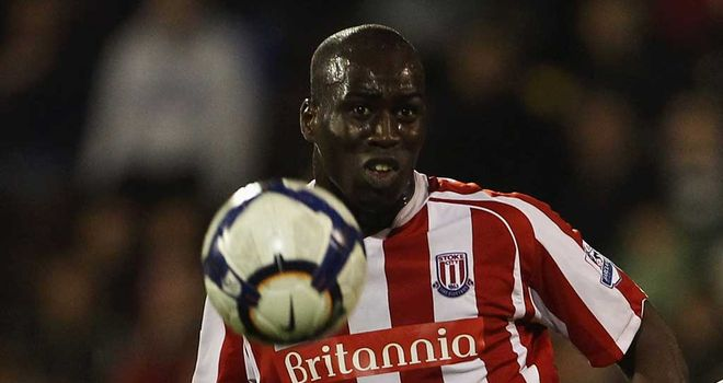 Mamady Sidibe: Stoke striker set to continue with the Premier League outfit
